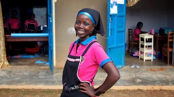 Eco-assorbenti lavabili e riutilizzabili: in Uganda decolla l'innovazione  al femminile - La Stampa