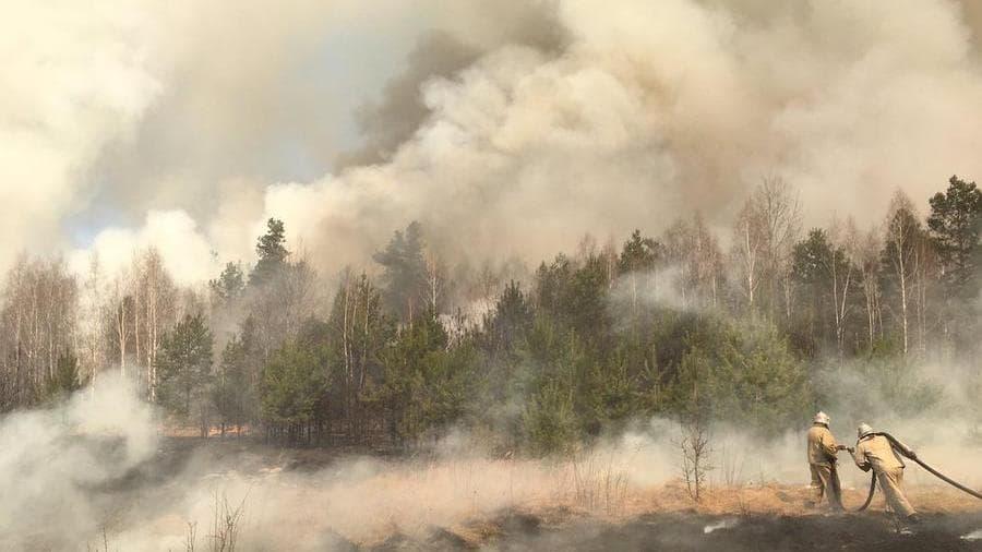 Incendi a Chernobyl, ultimi aggiornamenti: pioggia e pompieri domano le fiamme che insidiavano l'ex centrale …