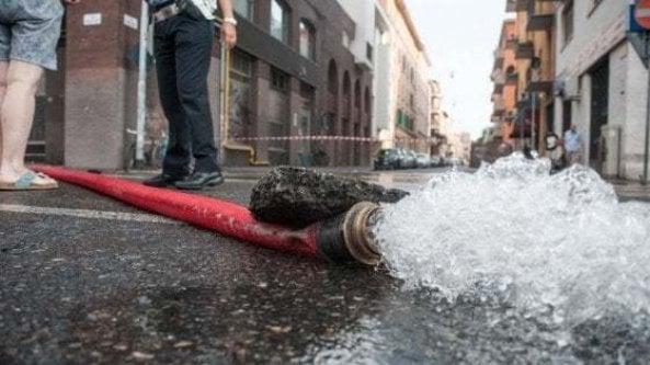Legambiente: il 36% dellacqua si perde. Sia il pilastro del piano ripresa e resilienza