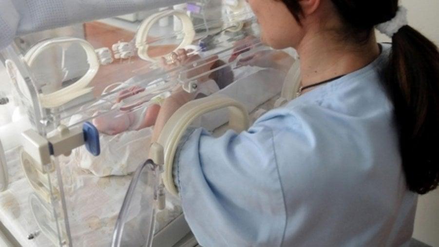 Il record di Molly , nata da un embrione congelato 27 anni fa
