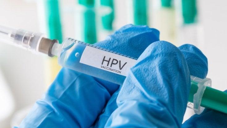 vaccino papilloma virus per uomo)