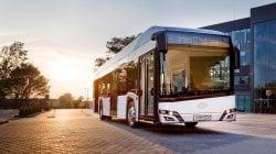 Bolzano, arriva una flotta di 12 bus a idrogeno