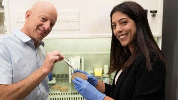 Infezioni: arrivano le pinzette molecolari che sconfiggono i batteri