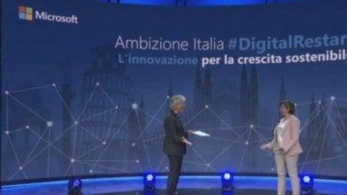Ambizione Italia DigitalRestart - L'innovazione per la crescita sostenibile  -   Il Dossier