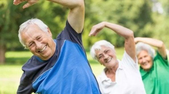 La giovinezza è (anche) questione di muscoli