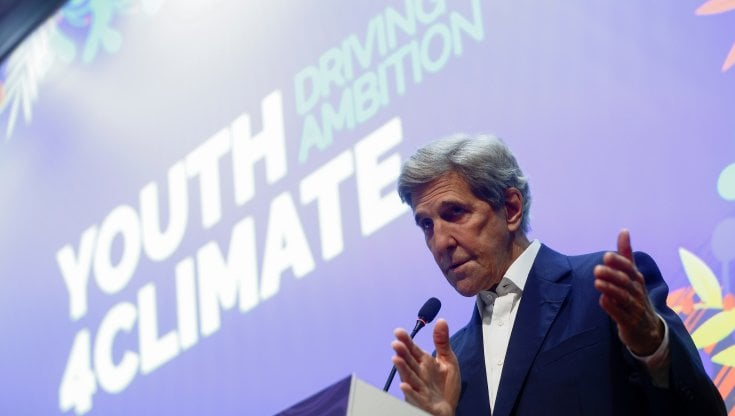 Egypt 'selected as nominee' to host COP27 climate talks: US envoy Kerry