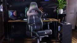 """Razer Enki, la sedia """"da gamer"""" che in realtà è per tutti"""