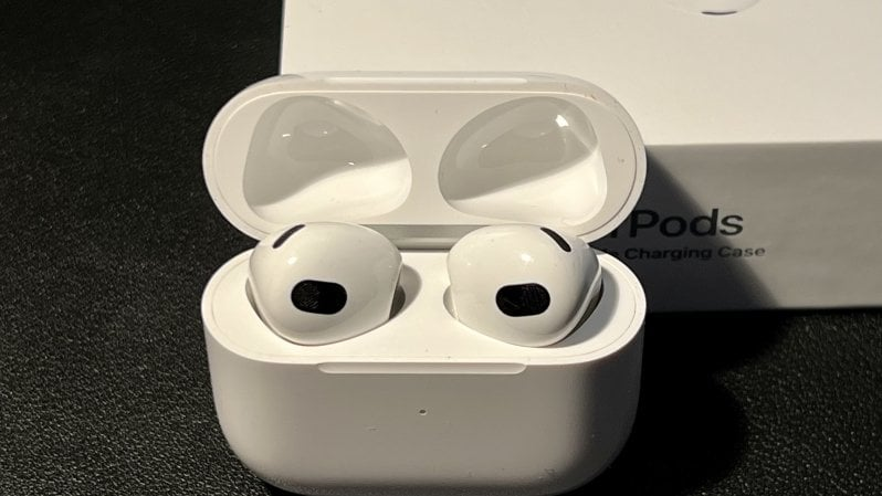 Apple AirPods3, la prova