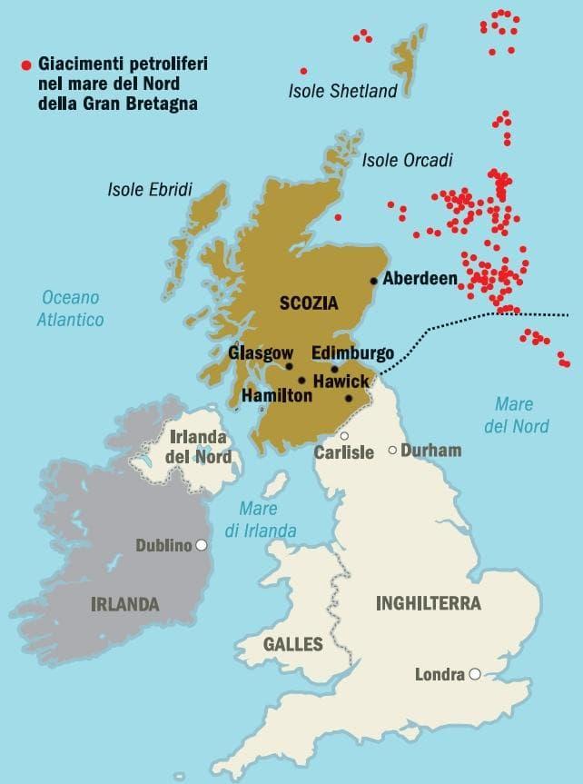 Cartina Scozia Politica.Scozia Al Referendum Cresce Il Fronte Del Si L Espresso