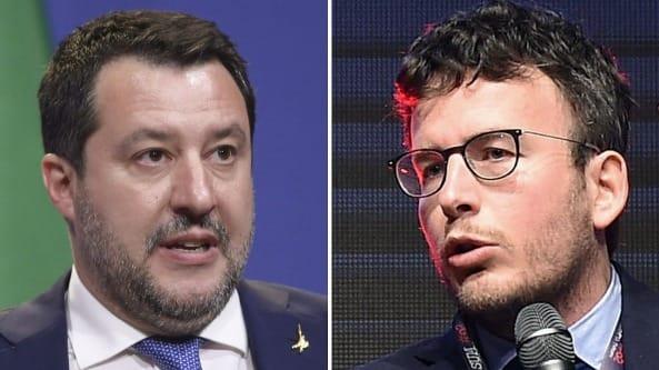 L'Europa bella e solidale di Salvini e la pan-demenza di Diego Fusaro |  vota il peggio