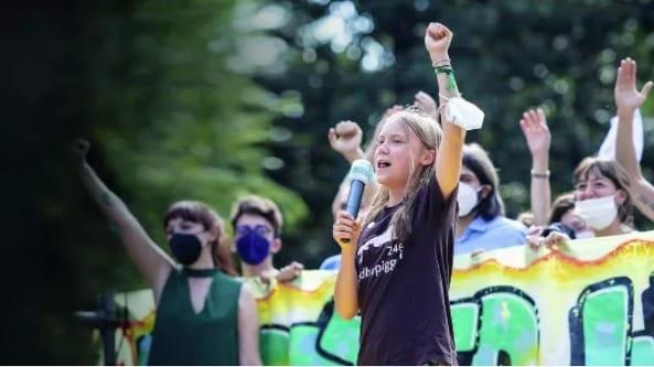 """""""Noi, i ragazzi della Generazione Greta"""": chi sono i nuovi attivisti per il clima"""