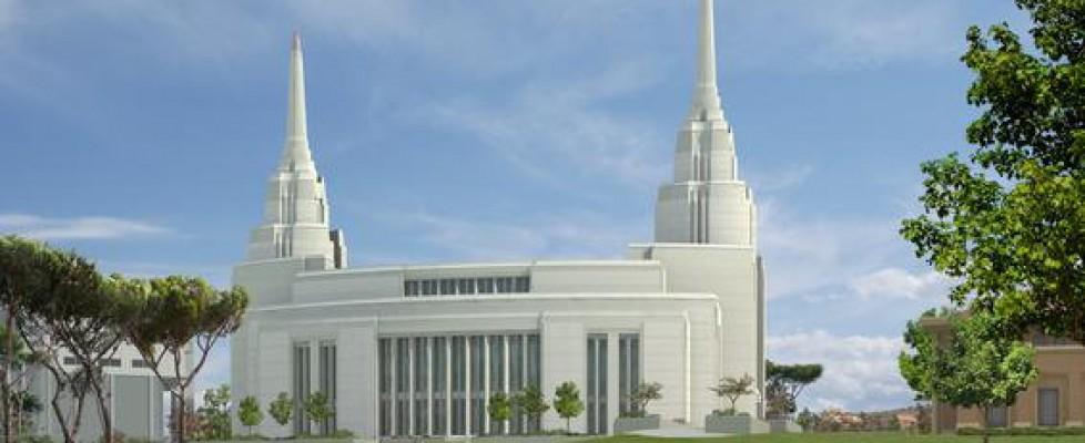 I mormoni alla conquista di Roma