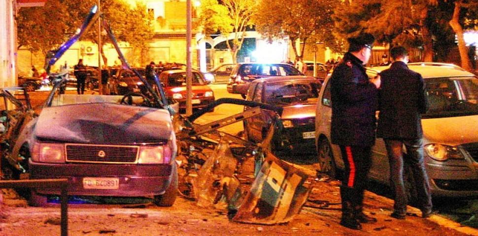 La mafia assedia Foggia
