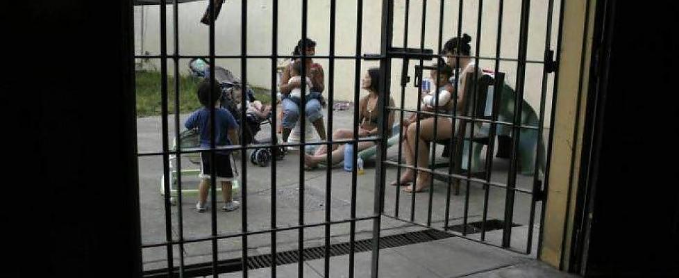 Quando in prigione ci vanno i bambini
