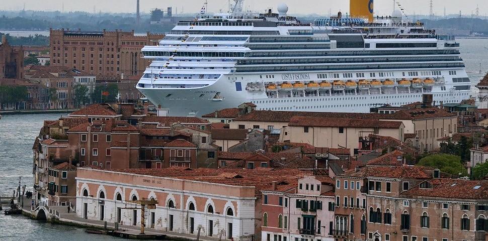 allarme per venezia