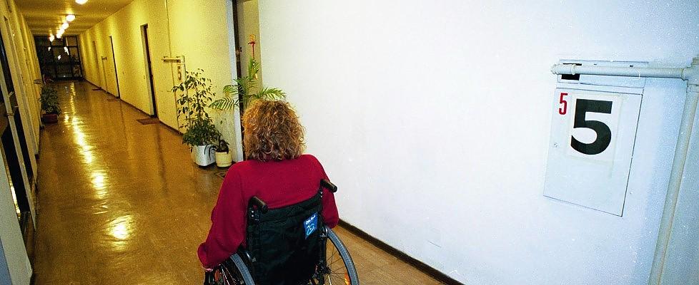Questo non è un paese per disabili