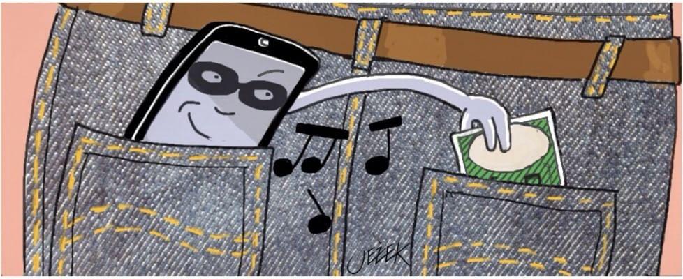 La grande truffa dei servizi telefonici