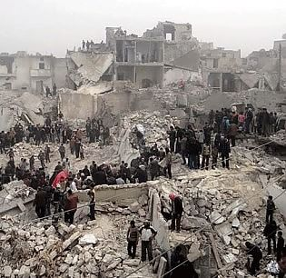 Siria, schiacciati tra Is e regime