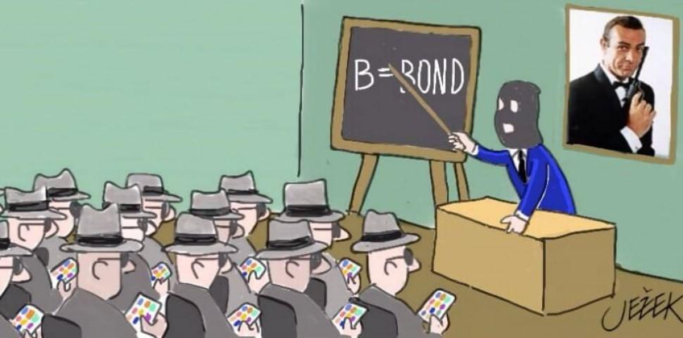 Nella scuola degli 007