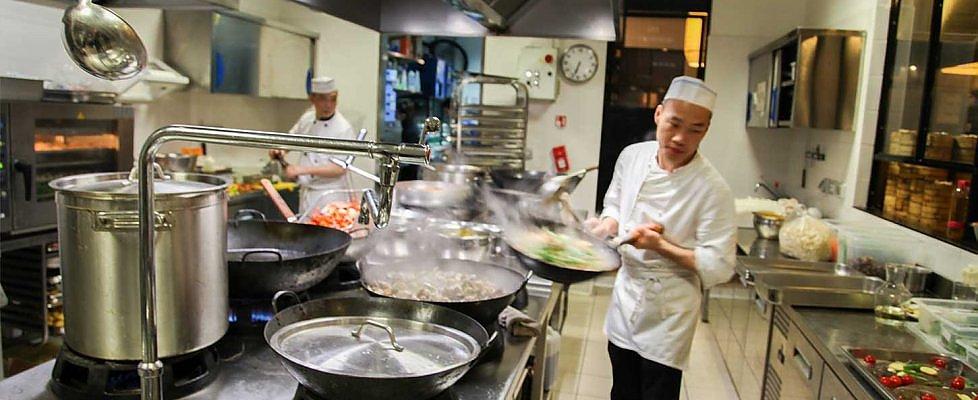 Sempre più straniera la cucina italiana
