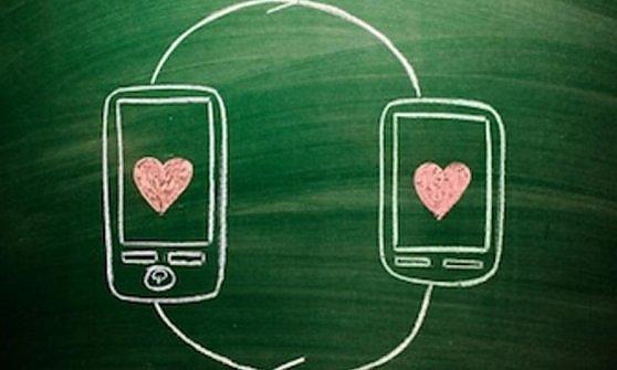 Amore e sesso al tempo delle app