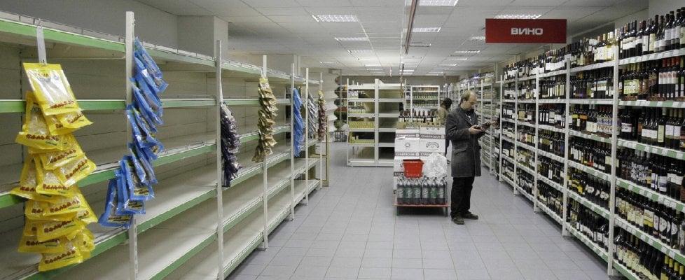 Il conto salato delle sanzioni russe