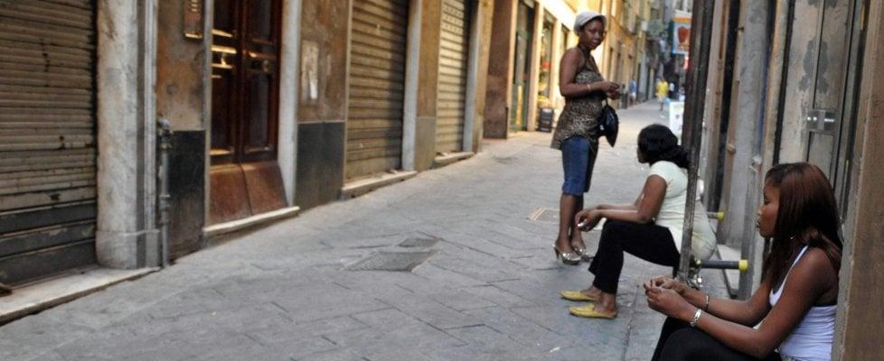 La tratta delle nigeriane gestita in Italia