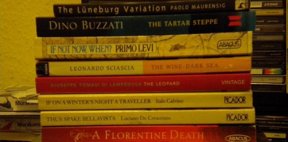 Libri italiani caput mundi