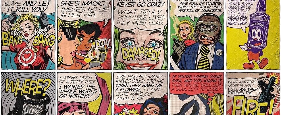 I fumetti e il superpotere dell'eternità