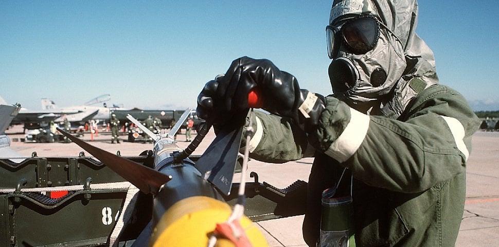 Incubo armi chimiche