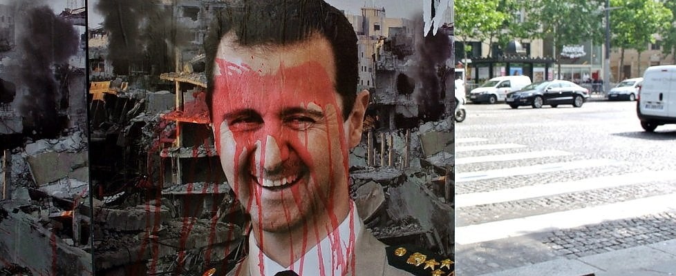 Assad, repressione con hi tech italiano