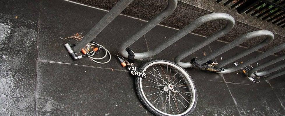 L'inarrestabile corsa della bici rubata