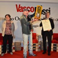 Vasco cittadino della Puglia creativa<br />il nuovo album a fine ottobre