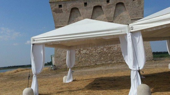 Mille euro per le nozze nell'oasi protetta, ma a Torre Guaceto è rivolta