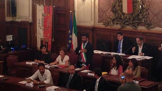 Comune, debutta il Consiglio: il vicepresidente ancora non c'è
