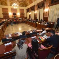 Bari, ecco il consiglio comunale: la formazione