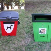 A spasso col cane, l'Amiu ti dà sacchetto e cestino