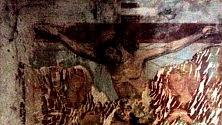 Conversano, scoperto in un antico  casolare  un affresco del    XV secolo