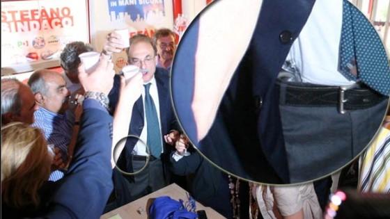 Festeggiò la rielezione con la pistola, indagato il sindaco di Taranto