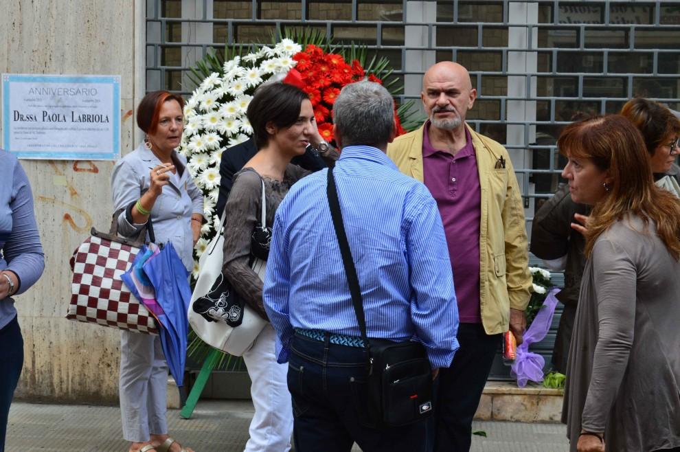 """""""Una medaglia al valor civile per Paola"""", Bari ricorda la psichiatra uccisa"""