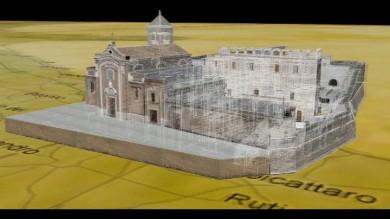 """Nel borgo antico la bellezza ritrovata   del  museo di Santa Scolastica -   Video    """"Qui 4000 anni di storia"""" -    Foto   /    Trailer     di ANTONIO DI GIACOMO"""