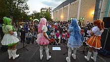 Vestiti da Sailor Moon  o esperti di Risiko a Carrassi il popolo  dei giochi e dei fumetti