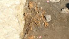 La Signora di Biccari  scoperta dopo 7500 anni  la donna che visse  nel Neolitico  -   Le foto