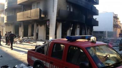 Francavilla, esplode negozio muore l'attentatore -     Foto     era convivente della proprietaria