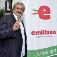 """Emiliano: """"Io a posto, Minervini mente  sapendo di mentire"""""""