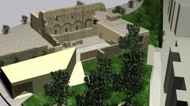 Otranto brinda al nuovo cantiere nascerà il museo Carmelo Bene -    Progetto