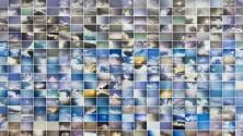 Foto  - Due capolavori  per una mostra cielo e mare  evento al museo Pascali