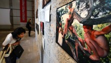 World Press Photo  al teatro Margherita  10 mila presenze  in soli tre giorni -  Foto