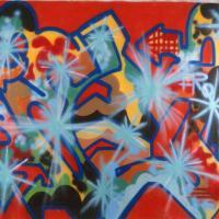 I graffiti che hanno fatto la storia, in mostra gli intrecci urbani di 'Ero'