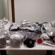 Corriere della droga  fermato sull'A14 nel bagagliaio 90 kg  di marijuana -   Foto